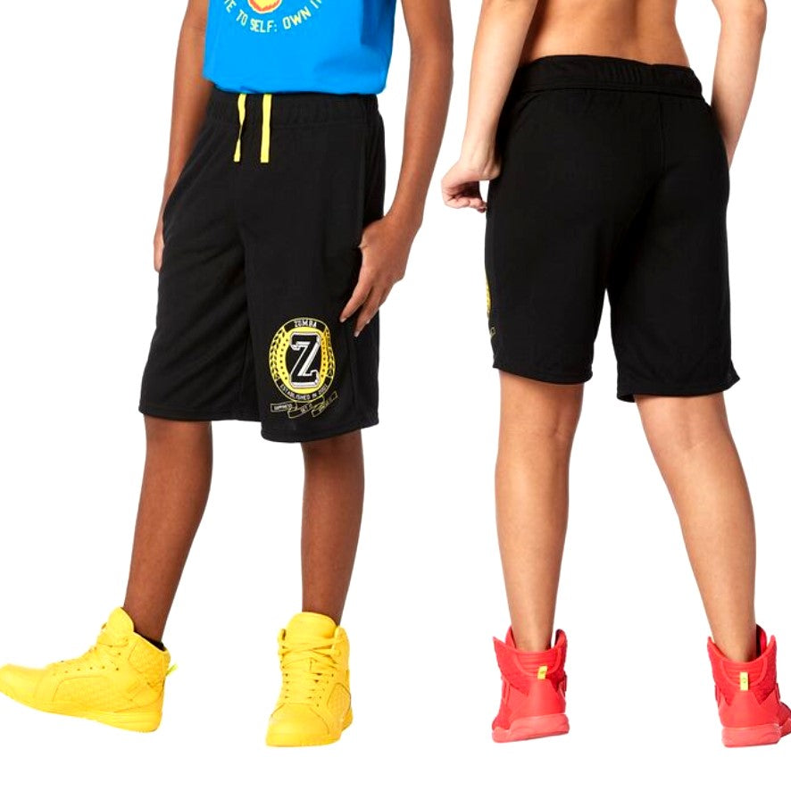Zumba Junior Victory Basketball Shorts