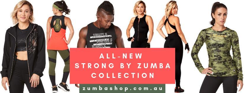 ALL-NEW  STRONG BY ZUMBA  COLLECTION
