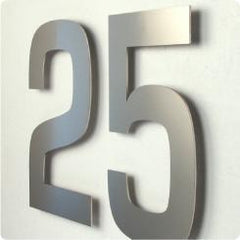 Stainless Steel Numbers