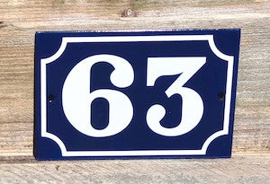 house number 63
