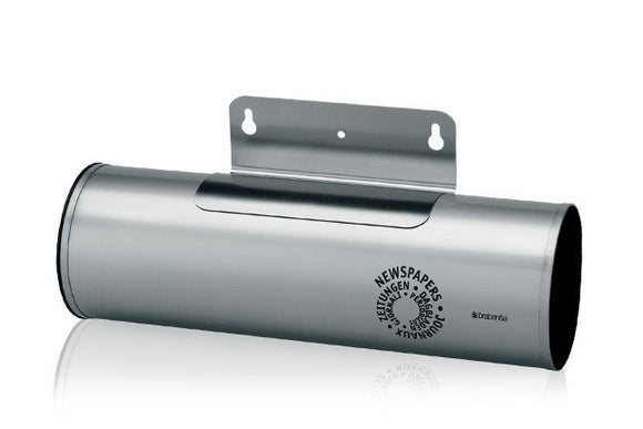 Stainless Steel Newspaper Holder - Brabantia