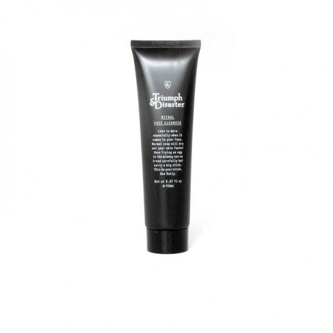 Mens face cleanser - Triumph & Disaster