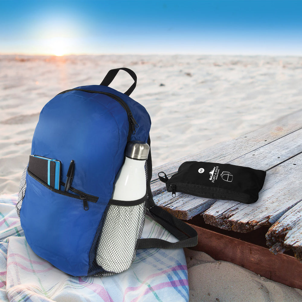 Port-a-Pack Foldable Backpack