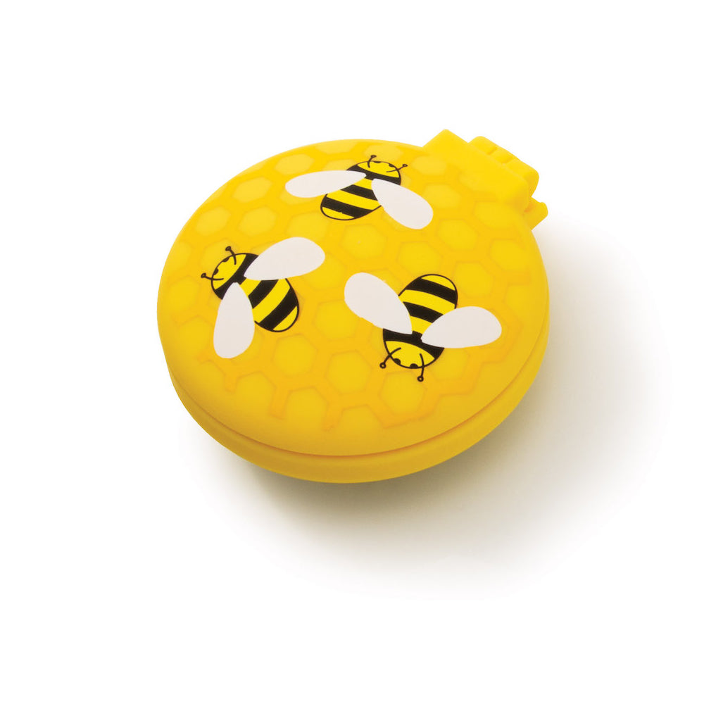 Buzzing Bees Hair Brush