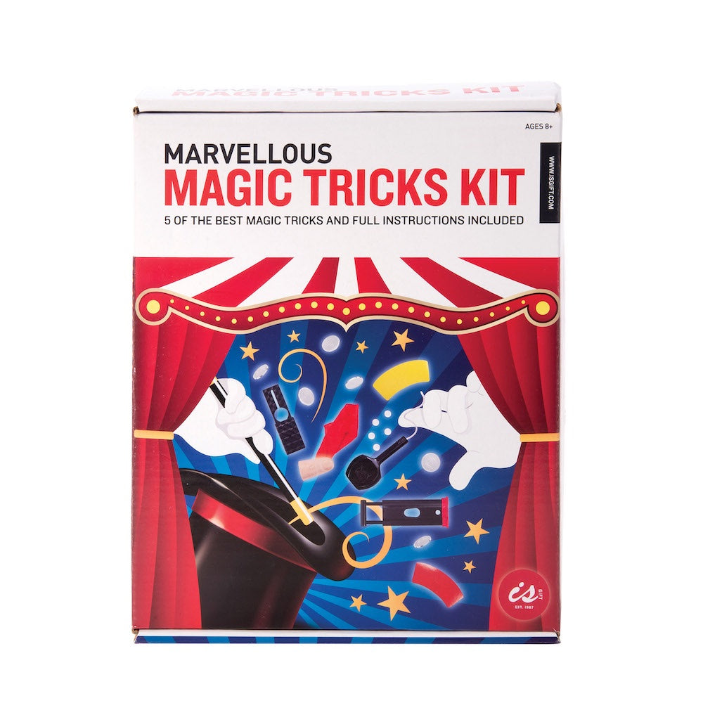 Magic Tricks Kit
