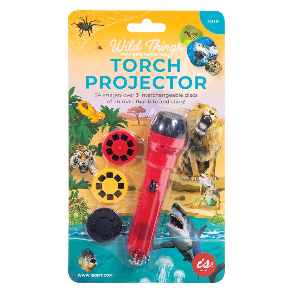Torch Projector - Wild Things