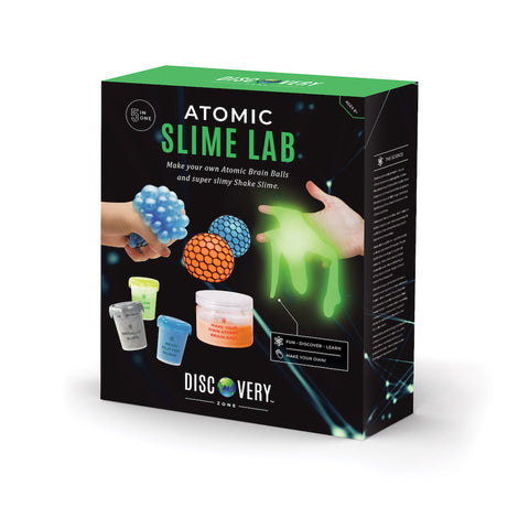 Atomic Slime Lab
