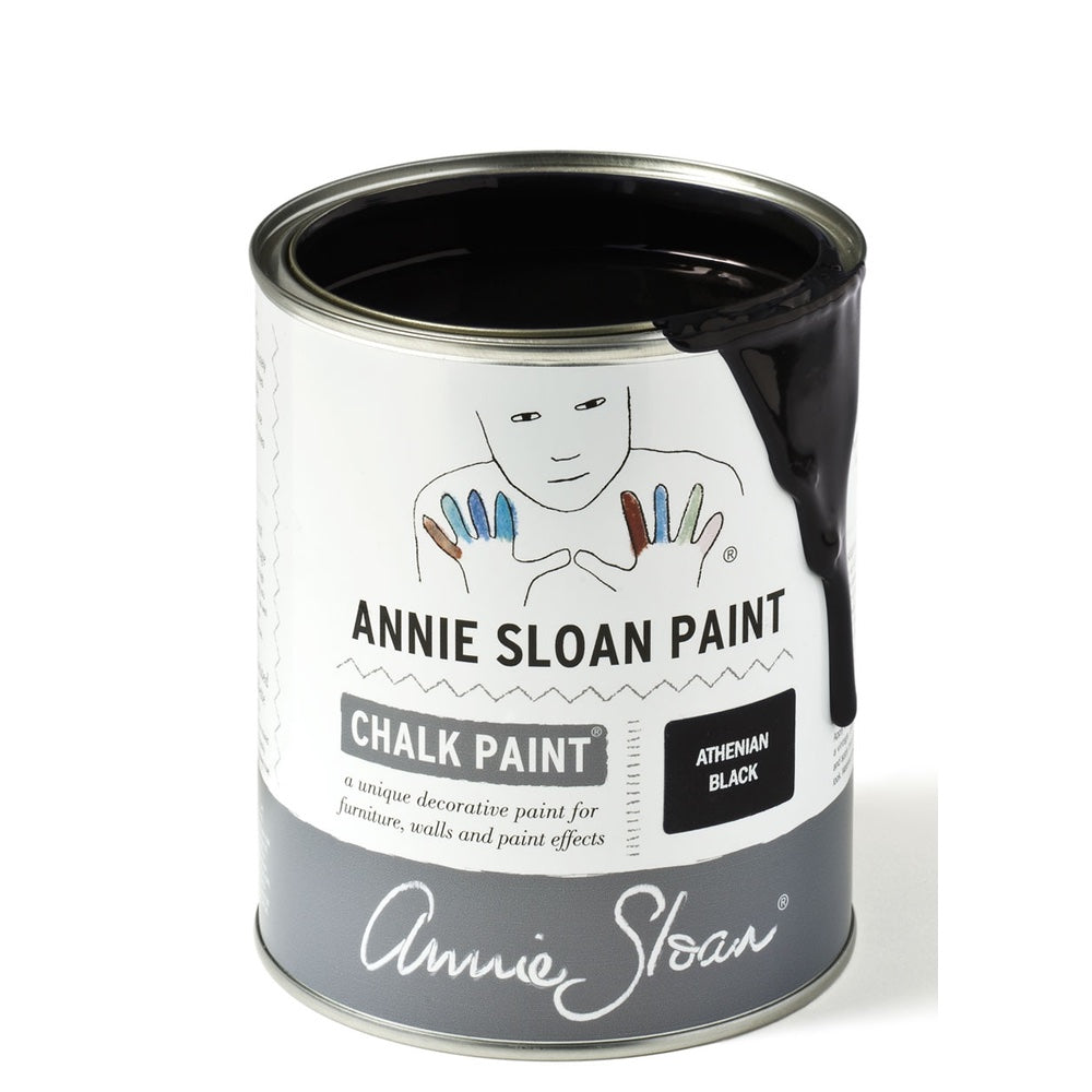 Annie Sloan Chalk Paint Anthenian Black