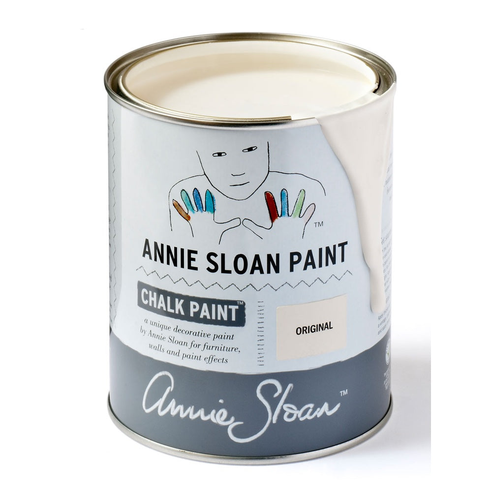 Annie Sloan Chalk Paint Original White