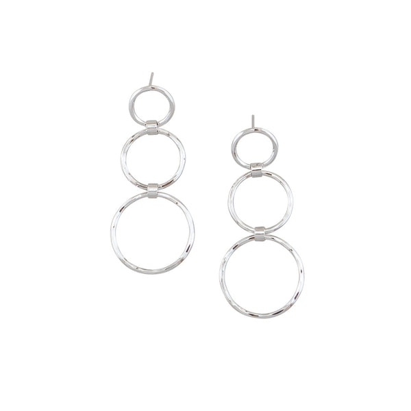 silver earrings under $30