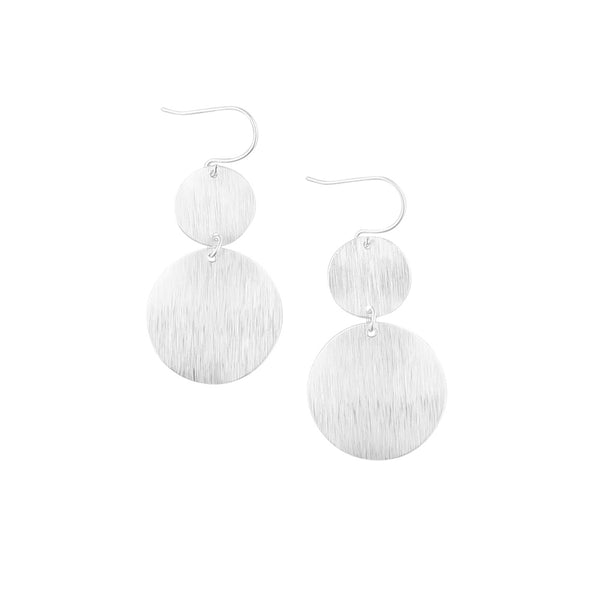 silver earrings under $20