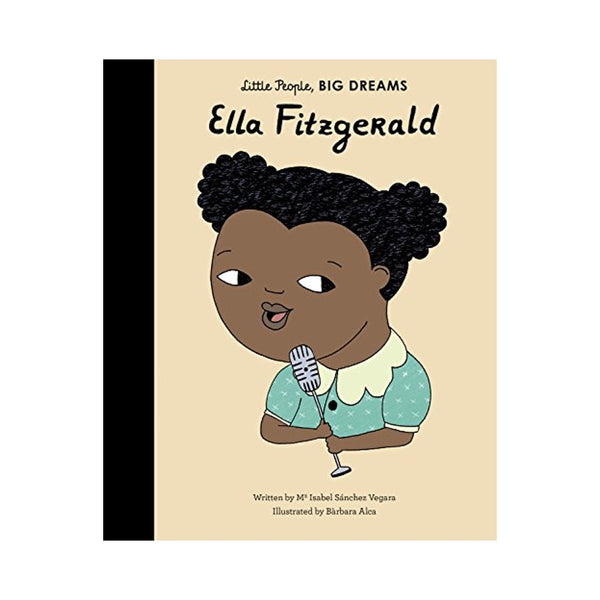 Ella fitzgerald kids book