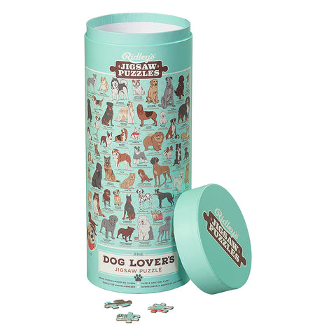 Dog Lovers - Puzzle