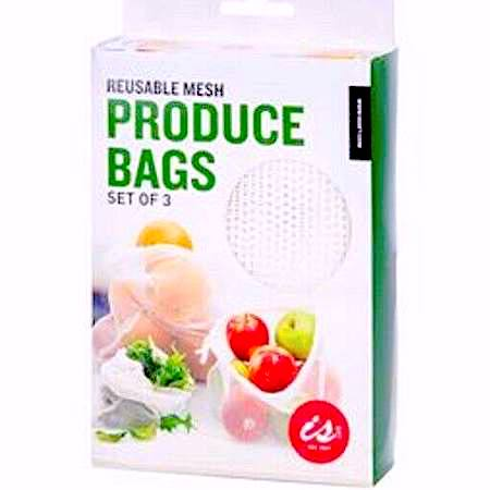 Resusable Mesh Produce Bags