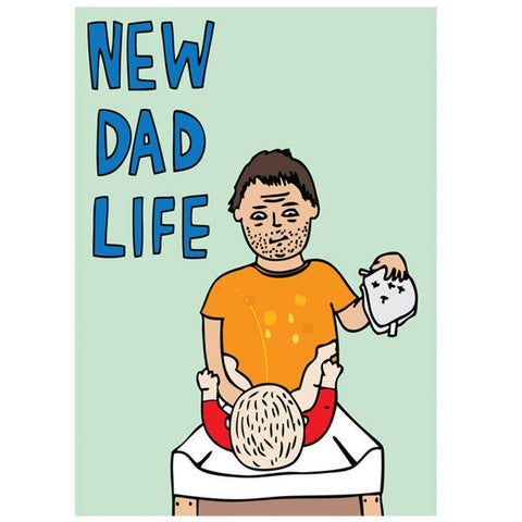 Card - New Dad