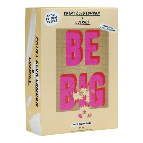 Be Big - Jigsaw Puzzle