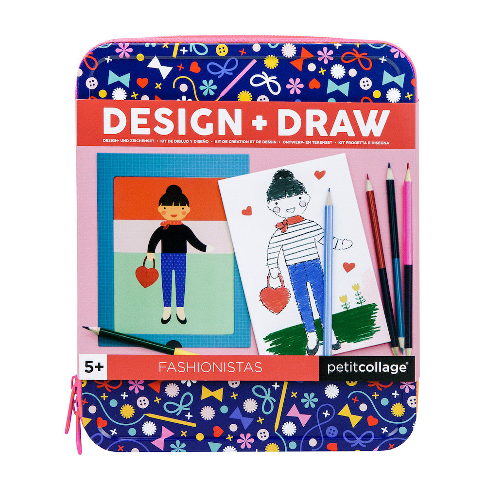 fashionista-design-and-draw