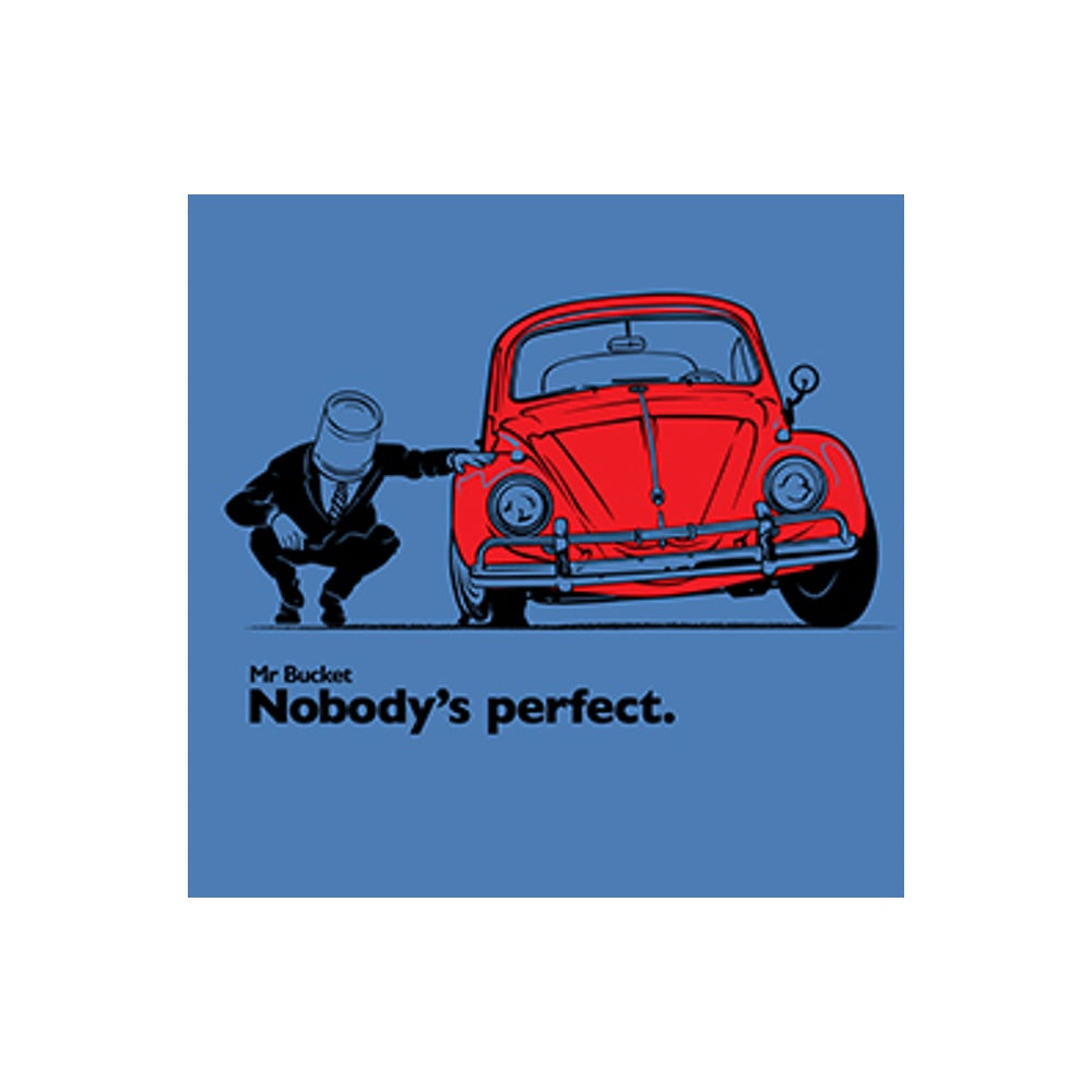 Tea Shirt - Nobody's Perfect