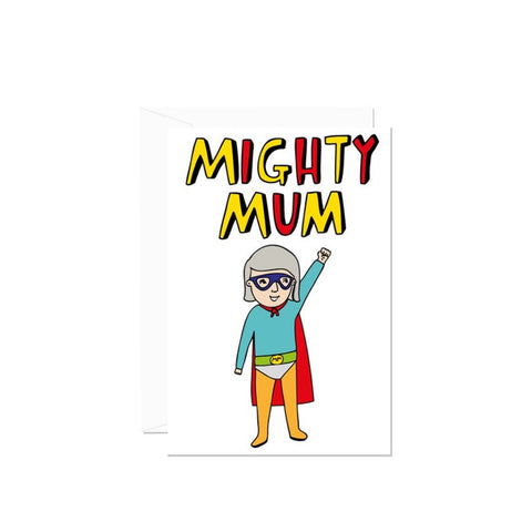 Card - Mighty Mum