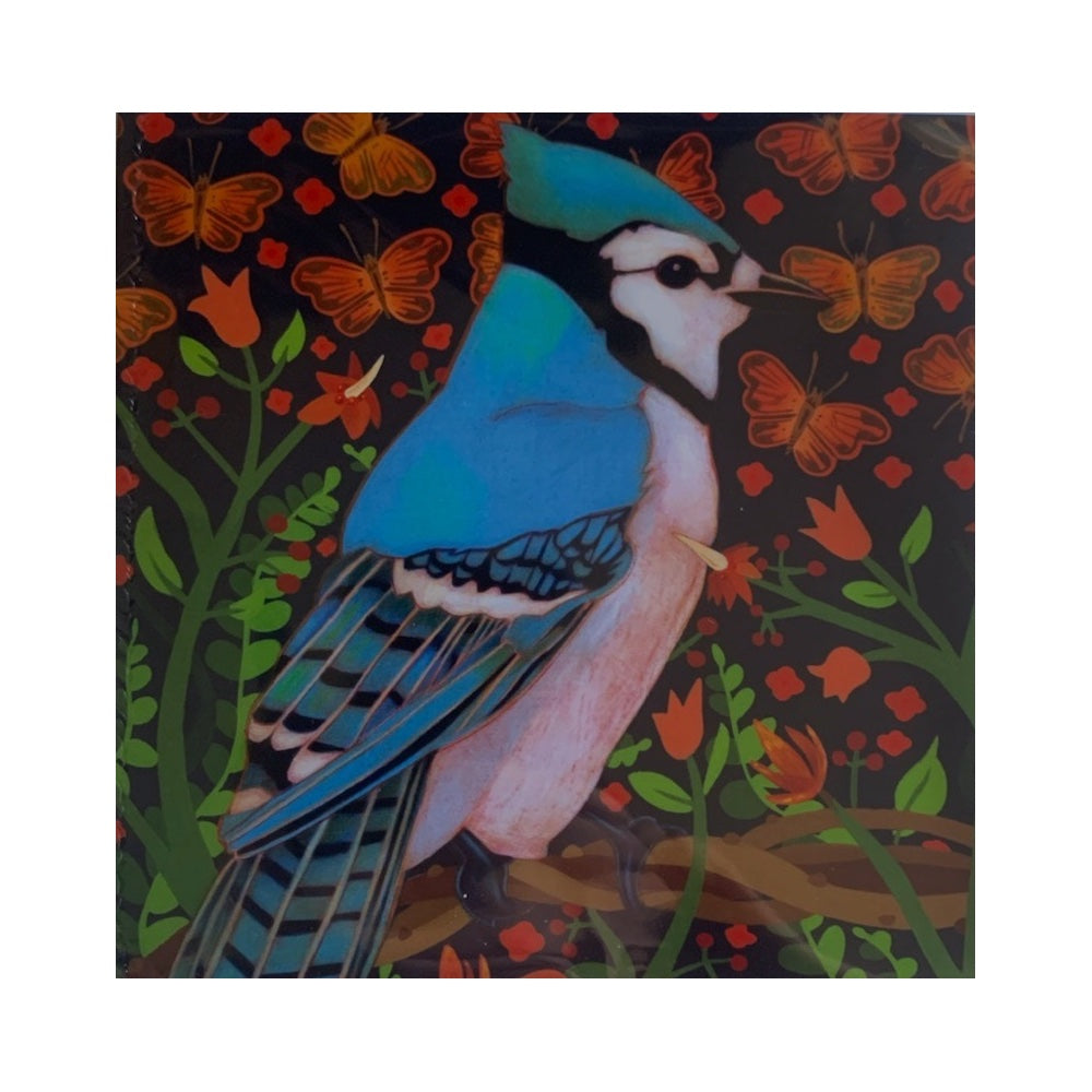 Card - BlueJay