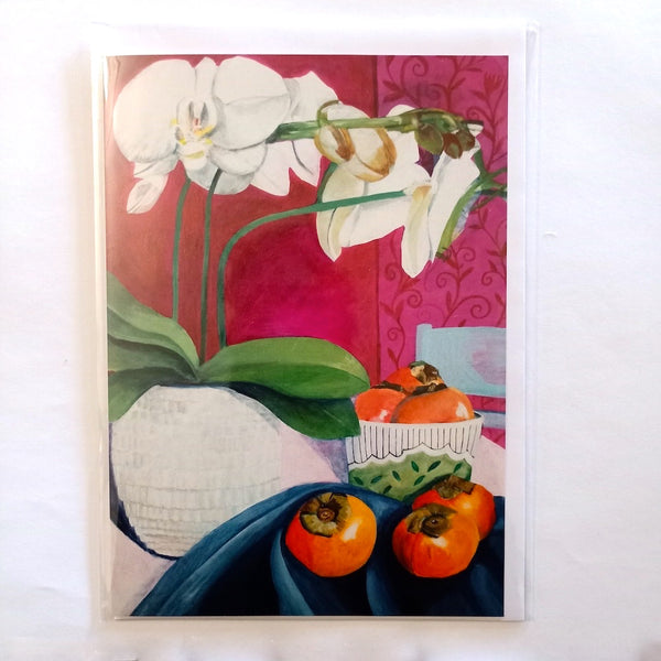 Card - Fruit Arrangement