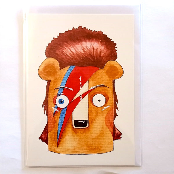 Card - Ziggy Bear
