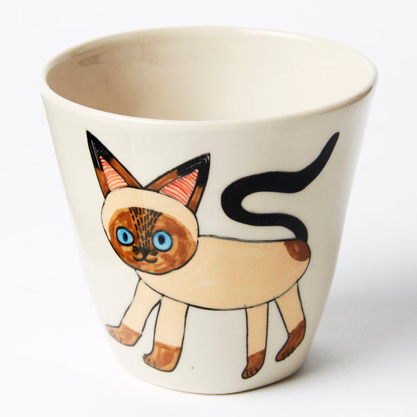 Jones & Co cat mug