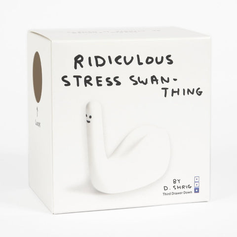 Ridiculous Stress Swan-Thing