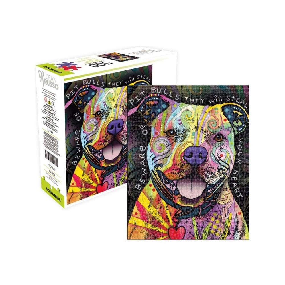 Dean Russo - Pit bull Puzzle