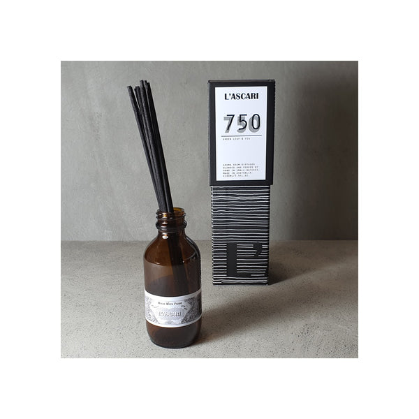 Reed Diffuser - Green Leaf & Fig