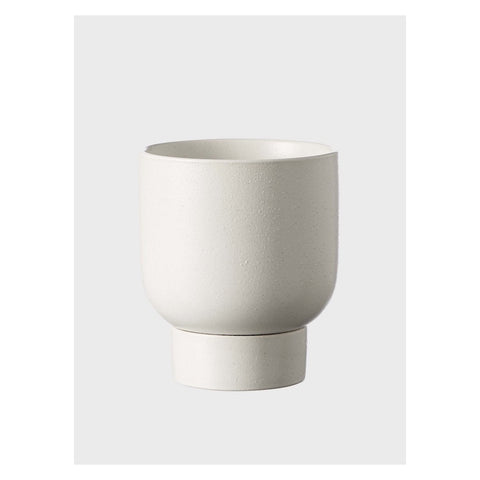 Finch Pot White Planter