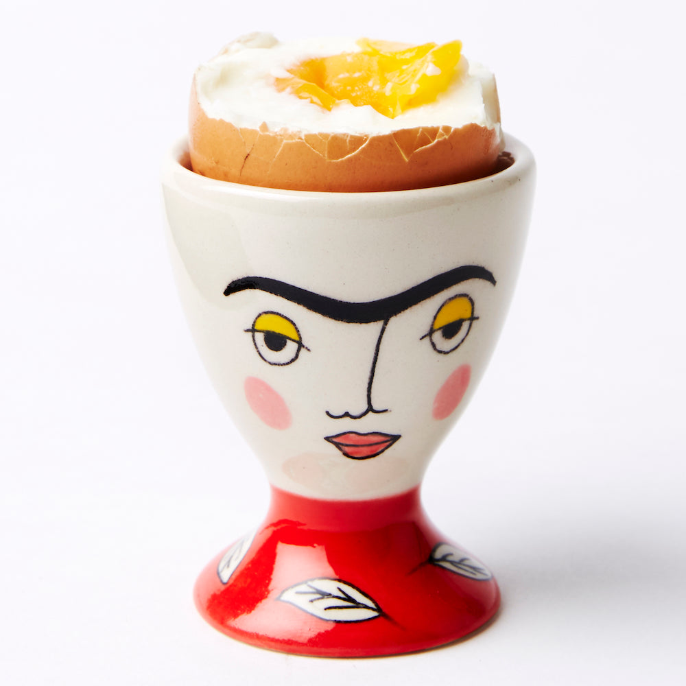 Frida Kahlo Egg Cup