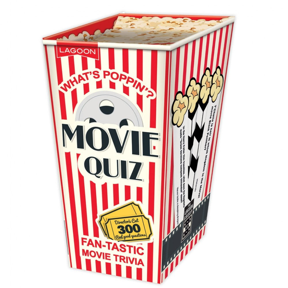 What's Poppin? Movie Quiz
