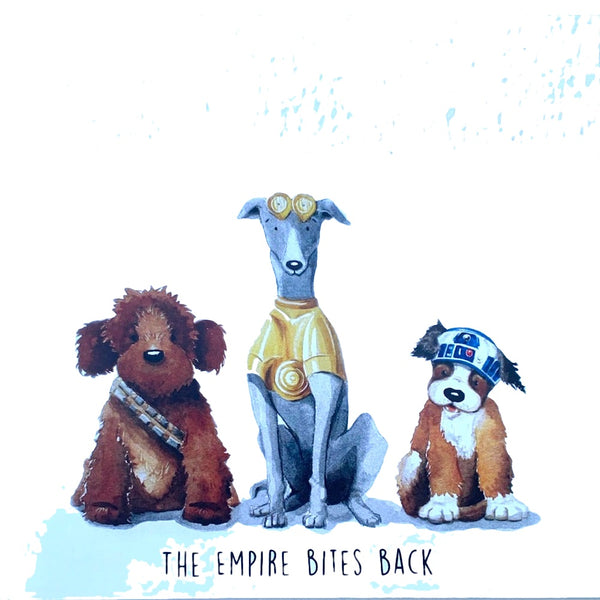 Card- Empire Bites back