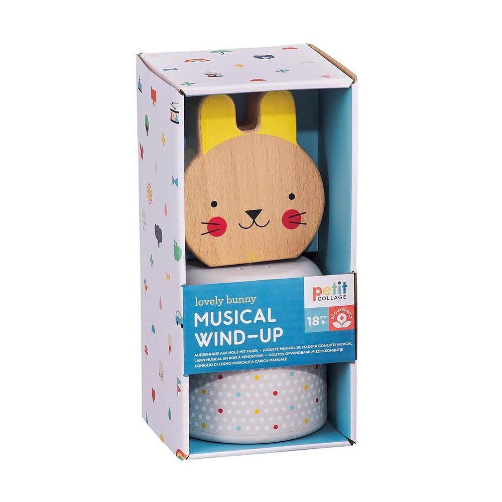 Wind Up Musical Bunny