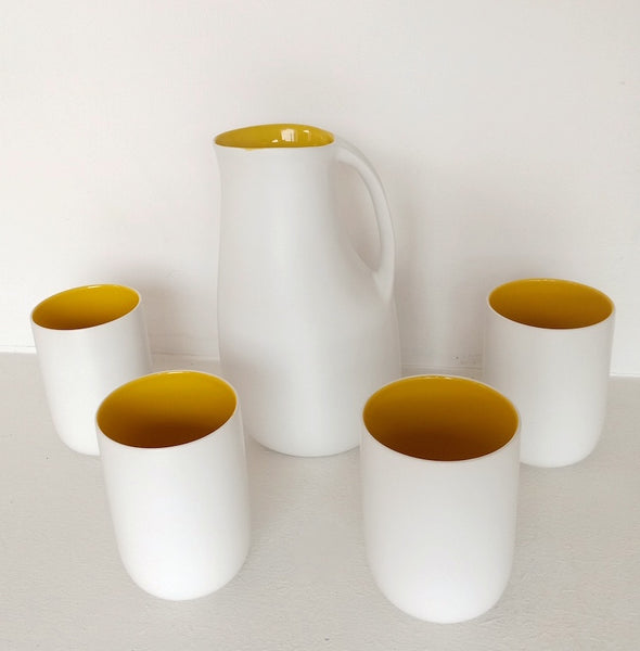 Accent Jug Yellow