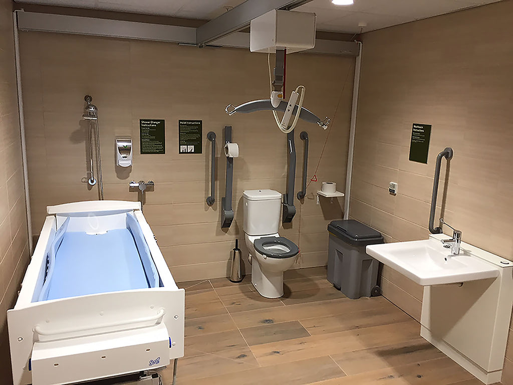 Changing Places at Center Parcs