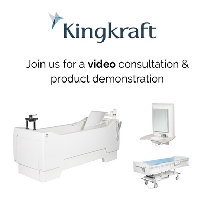 Join us for a video consultation & product demonstration