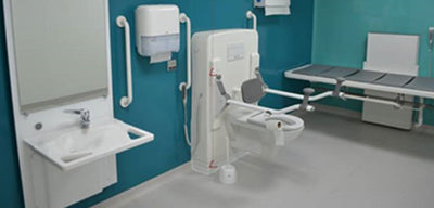 Burton Hospital opens first Changing Places