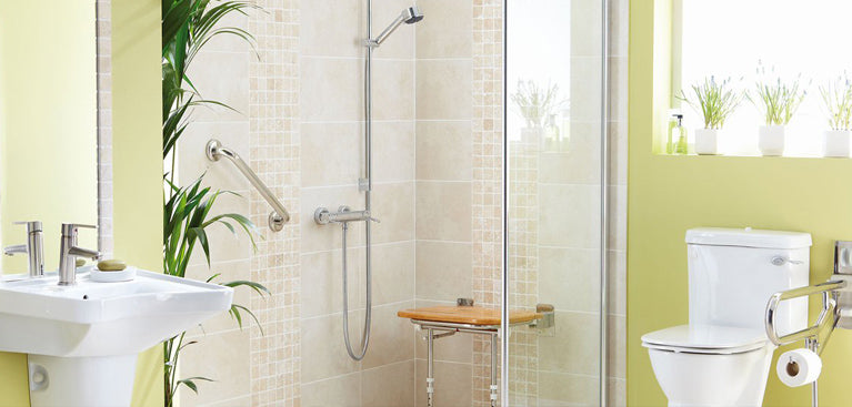 Wet Room essentials for improving disabled living