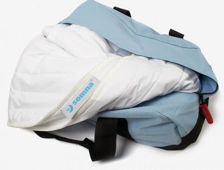 Somna weighted blanket and carry case