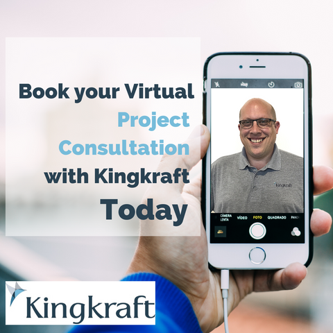 Kingkraft virtual project consultation | demonstration | product assessment