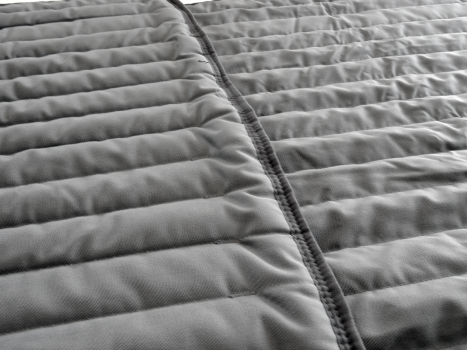 Somna weighted blanket close up