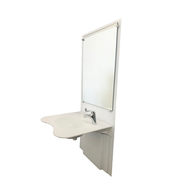 Assist Slimline Variable Height Basin