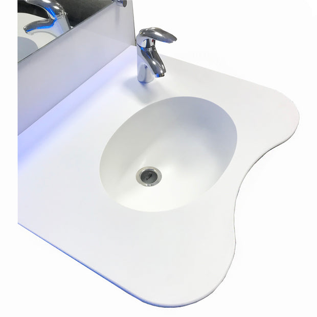 Assist Plus Variable Height Basin