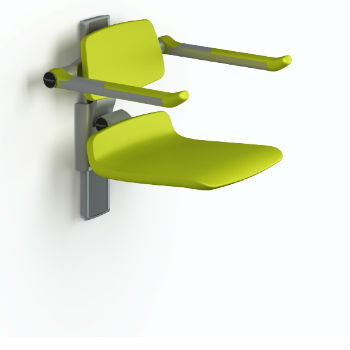 Pressalit shower seat