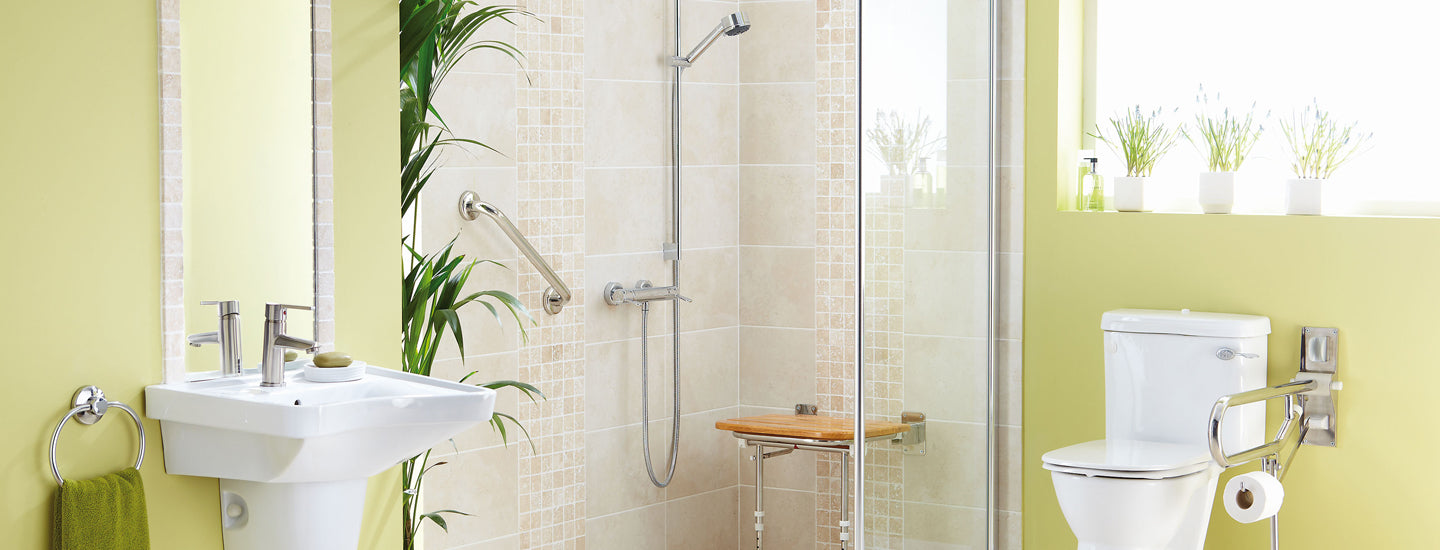 Wetrooms | Disabled wet rooms | Walk in showers for special needs ...