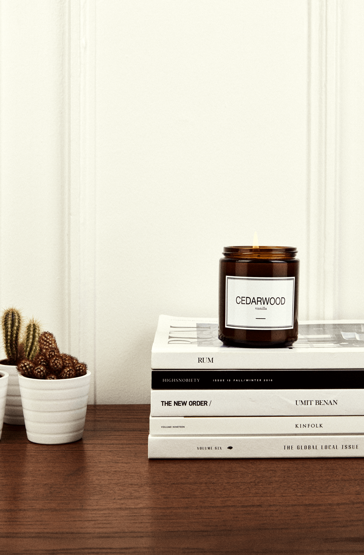 KIND OF MINE* Copenhagen Candel Lab Scented Candle