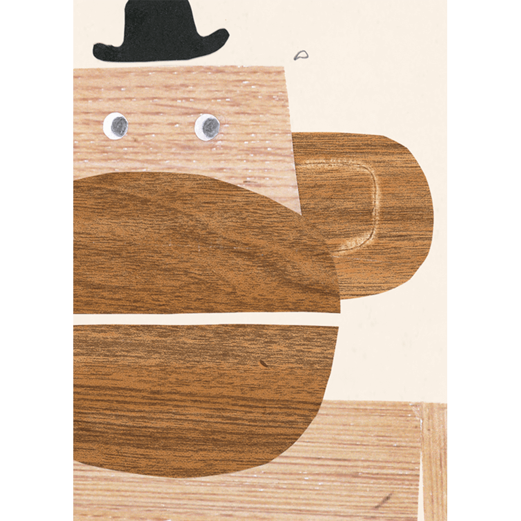 KIND OF MINE* Walnut & Walrus Poster