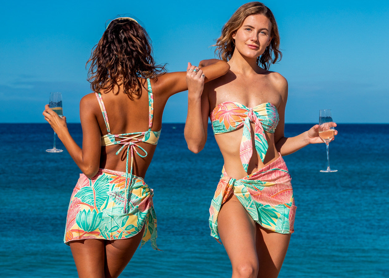 Women's Kimonos, One Piece Swimsuits, and More
